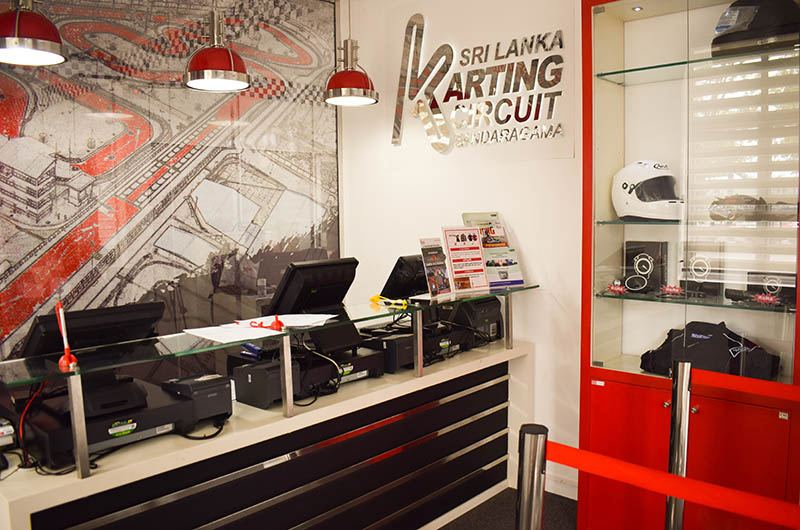 Sri Lanka Karting Circuit Bandaragama | Sri Lanka Karting Circuit
