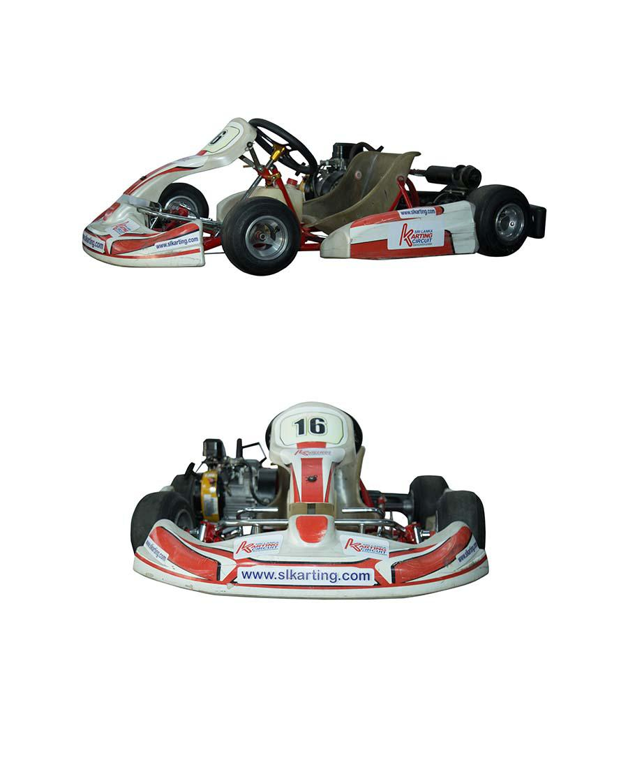 Cadet Advanced Kart (8-12yrs)