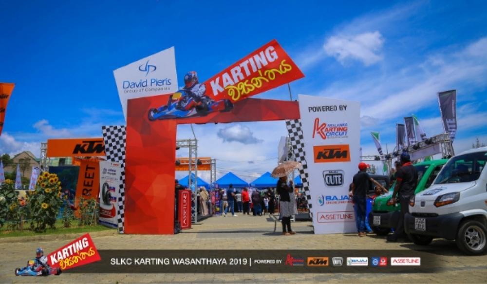 SLKC Karting Wasanthaya