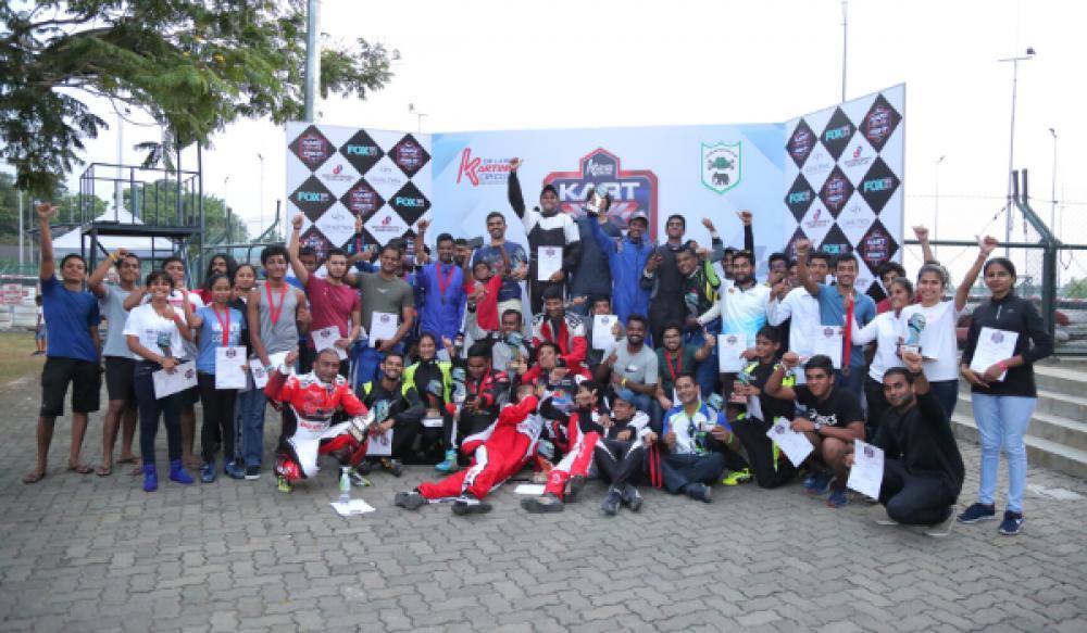 KartFight Round 1 Championship