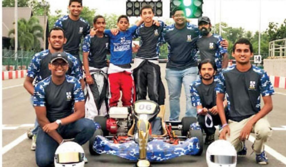 STC Karting wins Endurance Karting Championship at SLKC